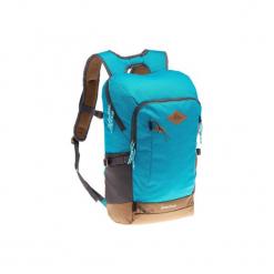 Plecak turystyczny NH500 20 l. Niebieskie plecaki męskie QUECHUA, z materiału. Za 99,99 zł.