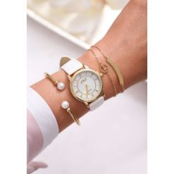 Biały Zegarek Last Time. Białe zegarki damskie other. Za 29,99 zł.
