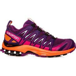 Salomon Buty damskie XA Pro 3D W Grape Juice/Flame/Acai r. 37 1/3 (393272). Czarne buty sportowe damskie marki Salomon, z gore-texu, na sznurówki, outdoorowe, gore-tex. Za 341,19 zł.