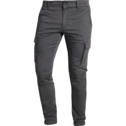 Spodnie męskie: Only & Sons ONSSTAGE Bojówki grey pinstripe