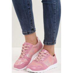 Różowe Buty Sportowe Now Sports!. Fioletowe buty sportowe damskie marki KALENJI, z gumy, do biegania. Za 59,99 zł.