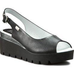 Rzymianki damskie: Sandały SIMEN – 6812 Faeda Czarna