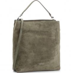 Torebka COCCINELLE - CI1 Keyla Suede E1 CI1 13 01 01 Caper G02. Zielone torebki klasyczne damskie marki Coccinelle, ze skóry. W wyprzedaży za 909,00 zł.