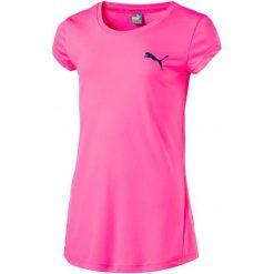 T-shirty dziewczęce: Puma Koszulka Sportowa Active Dry Ess Tee G Knockout Pink 104