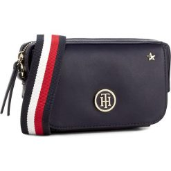 Listonoszki damskie: Torebka TOMMY HILFIGER - Youthful Novelty Mini Crossover AW0AW04586  413