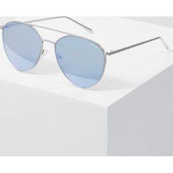 Okulary przeciwsłoneczne damskie: Quay INDIO Okulary przeciwsłoneczne silver/blue