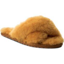 Kapcie damskie: Kapcie EMU AUSTRALIA – Mayberry W11573 Mustard