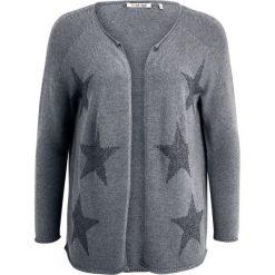 Kardigany damskie: Rich & Royal Kardigan grey melange