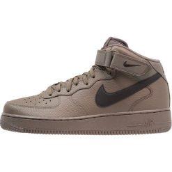 Tenisówki męskie: Nike Sportswear AIR FORCE 1 MID '07 Tenisówki i Trampki wysokie ridgerock/black