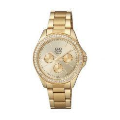 Zegarki damskie: Q&Q CE01-000 - Zobacz także Książki, muzyka, multimedia, zabawki, zegarki i wiele więcej