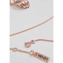 Naszyjniki damskie: Kenzo PAW Naszyjnik rose goldcoloured