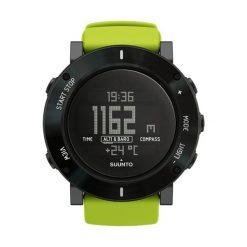 Zegarek unisex Suunto Core Crush SS020693000. Czarne zegarki damskie Suunto. Za 1449,00 zł.