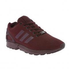 Buty sportowe w kolorze bordowym. Brązowe buty sportowe męskie marki Reebok, z materiału. W wyprzedaży za 227,95 zł.