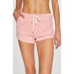 Undiz - Szorty piżamowe Bluvetiz. Różowe piżamy damskie marki Undiz, l, z bawełny. W wyprzedaży za 39,90 zł.