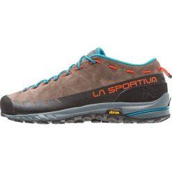 La Sportiva TX2 Buty wspinaczkowe falcon brown/tangerine. Brązowe buty trekkingowe męskie La Sportiva, z gumy, outdoorowe. Za 629,00 zł.
