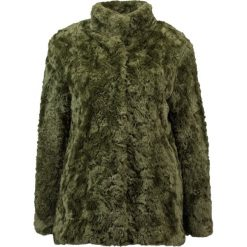 Płaszcze damskie pastelowe: Tiger of Sweden Jeans MINIMAL Płaszcz zimowy dark khaki green