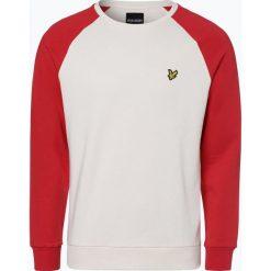 Lyle & Scott - Męska bluza nierozpinana, czerwony. Czerwone bluzy męskie rozpinane marki KALENJI, m, z elastanu, z długim rękawem, długie. Za 229,95 zł.