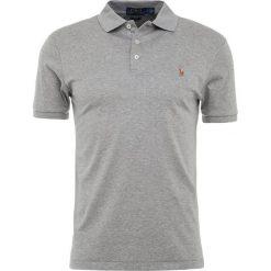 Polo Ralph Lauren Koszulka polo steel heather. Szare koszulki polo marki Polo Ralph Lauren, m, z bawełny. Za 419,00 zł.