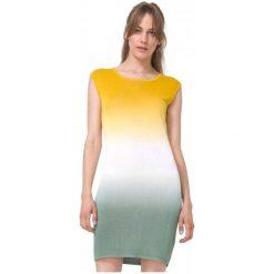Desigual Sukienka Damska Rios M Wielokolorowy. Szare sukienki marki Desigual, m. W wyprzedaży za 279,00 zł.