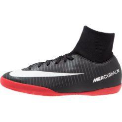 Nike Performance MERCURIALX VICTORY 6 DF IC Halówki black/dark grey/university red/white. Czarne buty skate męskie Nike Performance, z gumy, do piłki nożnej. W wyprzedaży za 223,20 zł.
