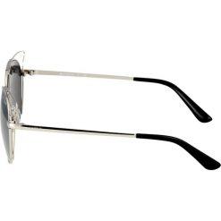VOGUE Eyewear Okulary przeciwsłoneczne silver. Szare okulary przeciwsłoneczne damskie aviatory VOGUE Eyewear. Za 489,00 zł.