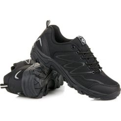 Buty trekkingowe damskie: Niskie buty trekkingowe AX BOXING czarne