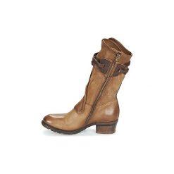 Kozaki Airstep / A.S.98  CORN. Brązowe buty zimowe damskie Airstep / A.S.98. Za 1061,10 zł.
