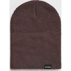 Dakine - Czapka. Brązowe czapki zimowe damskie Dakine, na zimę, z dzianiny. W wyprzedaży za 59,90 zł.