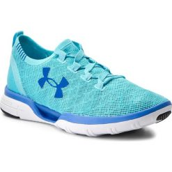 Buty sportowe damskie: Buty UNDER ARMOUR – Ua Charged Coolswitch Run 1285485-448 Veb/Wht/Med