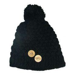 Czapki damskie: CHILLOUTS Czapka damska Nora Kid Hat NOK05 czarna (CHI-3929)