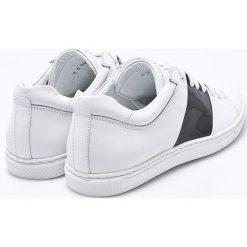 Domeno - Buty. Szare buty skate męskie Domeno, z materiału, na sznurówki. W wyprzedaży za 229,90 zł.