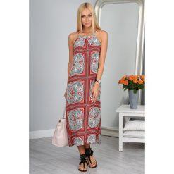Sukienki: Sukienka Multicolor BB20327