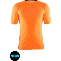 Męski T-shirt funkcyjny Craft Cool Intensity. Brązowe t-shirty męskie Astratex, m, z materiału, z okrągłym kołnierzem. Za 178,99 zł.