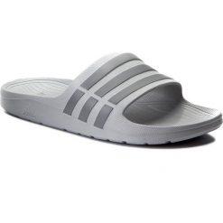 Klapki adidas - Duramo Slide B44298 Clonix/Grey/Clonix. Szare klapki damskie Adidas, z tworzywa sztucznego. Za 79,95 zł.