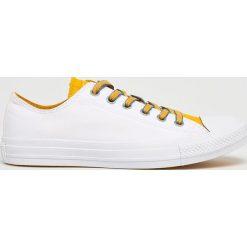 Converse - Tenisówki. Szare tenisówki męskie Converse, z materiału, na sznurówki. W wyprzedaży za 239,90 zł.