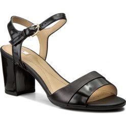 Rzymianki damskie: Sandały GEOX – D Nesa A D6285A 038KF C9999 Black