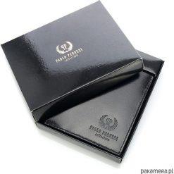 Portfele męskie: Skórzany portfel męski Paolo Peruzzi N300