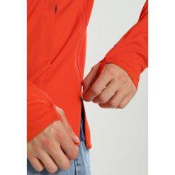 Mammut ULTIMATE HOODED JACKET MEN Kurtka Softshell dark orange/titanium melange. Brązowe kurtki sportowe męskie Mammut, m, z materiału. W wyprzedaży za 653,40 zł.