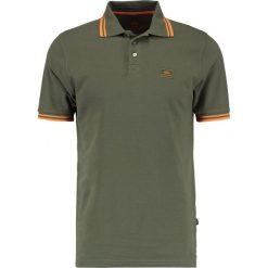 Koszulki polo: Alpha Industries TWIN STRIPE NEW Koszulka polo dark oliv
