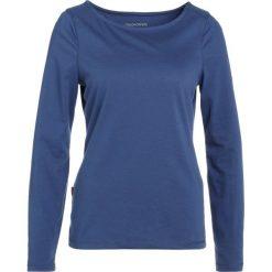 Craghoppers NOSILIFE ERIN Bluzka z długim rękawem soft denim. Niebieskie bluzki damskie Craghoppers, z bawełny, z długim rękawem. Za 249,00 zł.