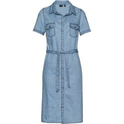 Sukienki balowe: Sukienka bonprix niebieski bleached