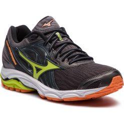 Buty sportowe męskie: Buty MIZUNO - Wave Inspire 14 J1GC184440 Szary