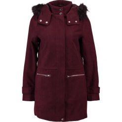 Płaszcze damskie: New Look DUFFLE  Krótki płaszcz burgundy