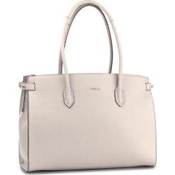 Torebka FURLA - Pin 924551 B BLS0 OAS Vaniglia d. Brązowe torebki klasyczne damskie marki Furla, ze skóry, duże. Za 1179,00 zł.