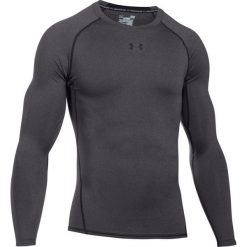 Under Armour Koszulka męska HeatGear LS Compression szara r. XXL (1257471-090). Szare koszulki sportowe męskie marki Under Armour, z elastanu, sportowe. Za 141,17 zł.
