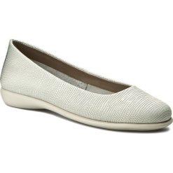 Baleriny damskie lakierowane: Baleriny THE FLEXX – Miss Plain 9102/184 White