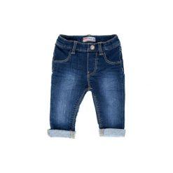 FEETJE Girls Mini Spodnie dżinsowe washed blue denim. Niebieskie spodnie chłopięce marki Feetje, z bawełny. Za 75,00 zł.