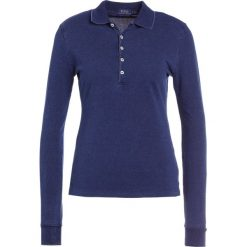 Topy sportowe damskie: Polo Ralph Lauren JULIE SLIM FIT Koszulka polo dark indigo