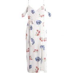 Długie sukienki: Bardot WRAP DRESS Długa sukienka dawn