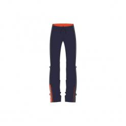 Spodnie do biegania KIPRUN damskie. Niebieskie bryczesy damskie KALENJI, l, z elastanu, do biegania. Za 79,99 zł.